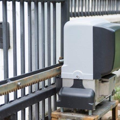 Automatização de portões residenciais