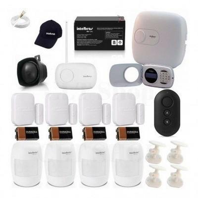 Instalação de alarme residencial intelbras