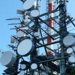 Instalação de antena coletiva digital