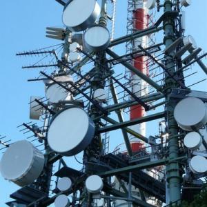 Instalação de antena coletiva em predio